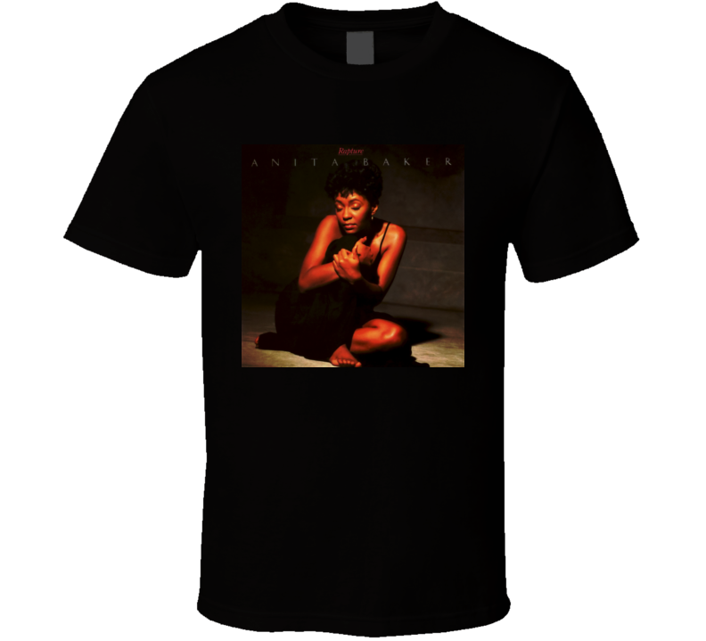 Anita Baker Rapture Album Cover Image  T Shirt