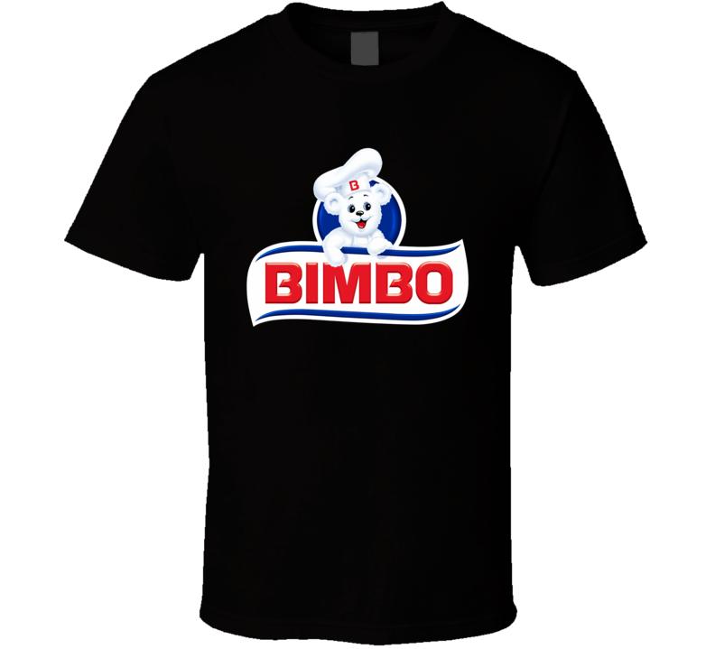 Bimbo Snack Logo T shirt