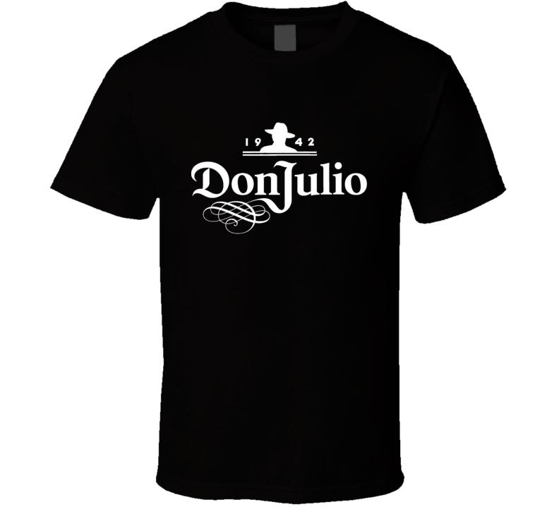 Don Julio Tequila Logo T shirt