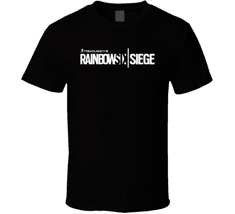 Rainbow Six Siege T Shirt