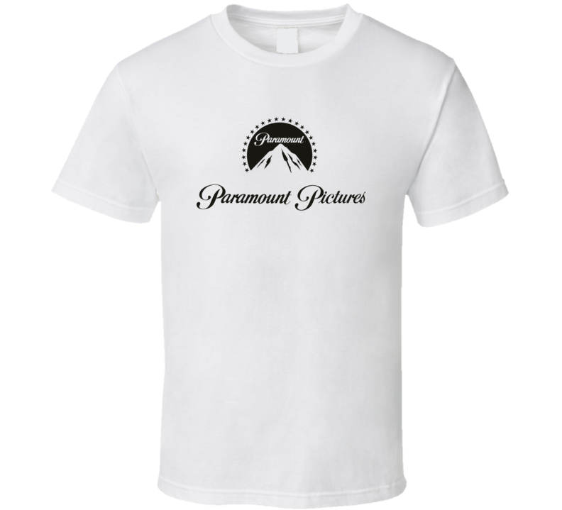 paramount pictures t shirt