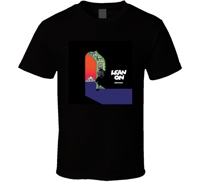 Major Lazer DJ Snake M0 Lean On t shirt