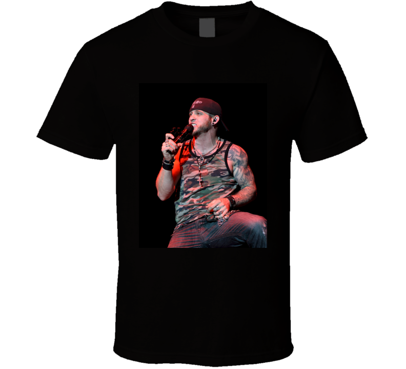 Brantley Gilbert Bottoms Up t shirt