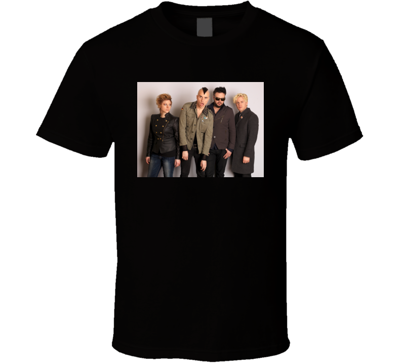 Neon Trees	Everybody Talks t shirt