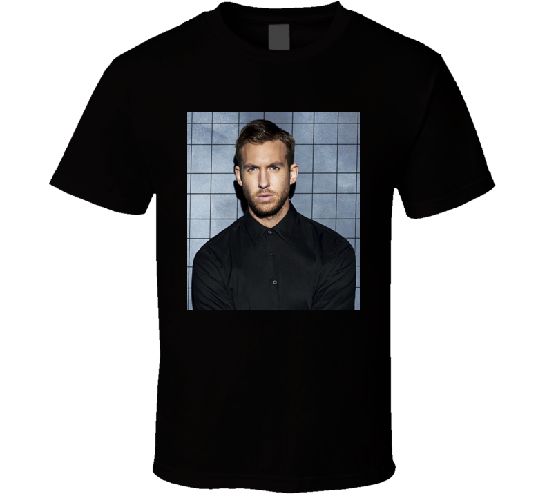 Calvin Harris	Feel So Close t shirt