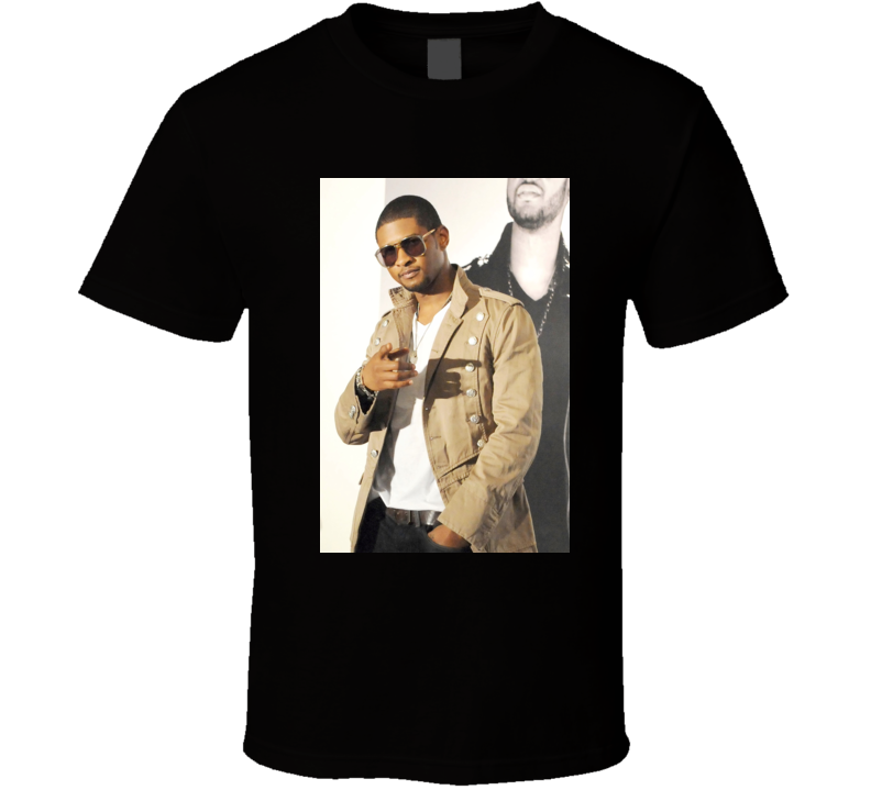Usher Scream t shirt