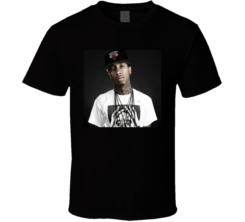 Tyga Rack City t shirt