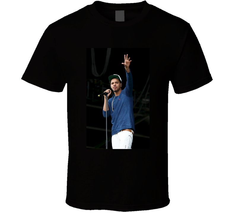J. Cole Work Out t shirt