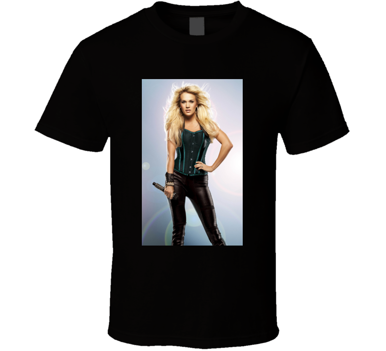 Carrie Underwood Good Girl t shirt
