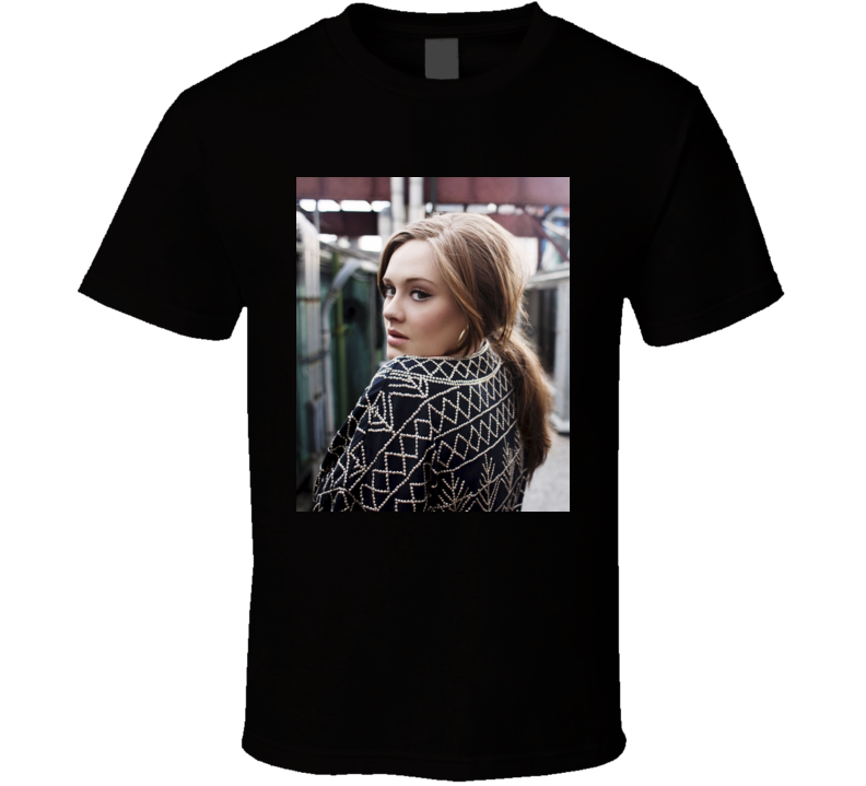 Adele Rolling In The Deep t shirt