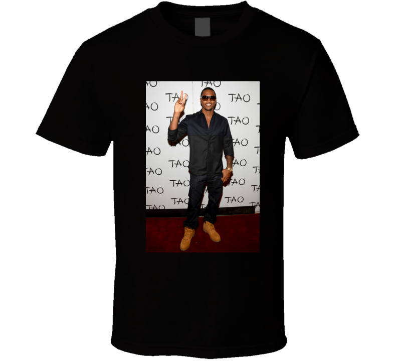 Trey Songz Heart Attack t shirt