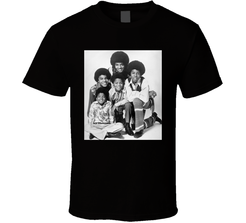 Jackson 5 I'll Be There t shirt