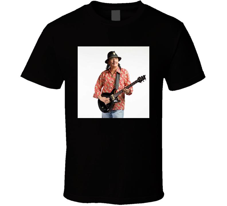 SantanaEvil Ways t shirt