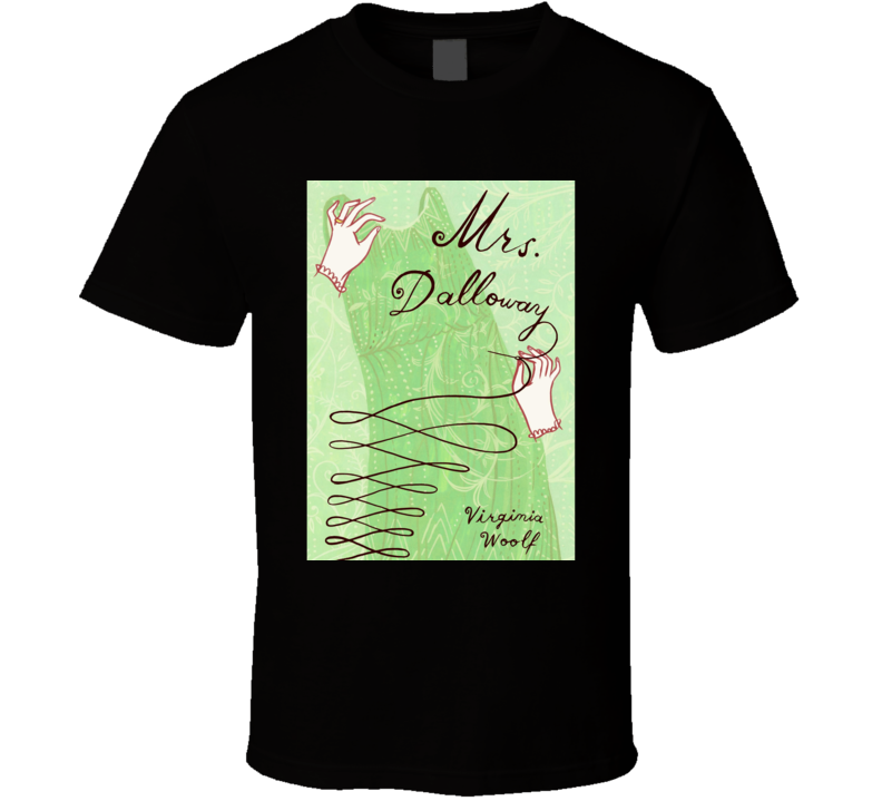 Mrs. Dalloway Novel T Shirt