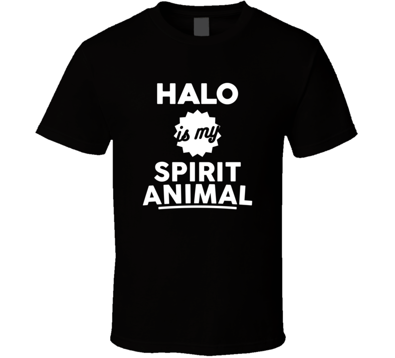 Halo Spirit Animal T Shirt