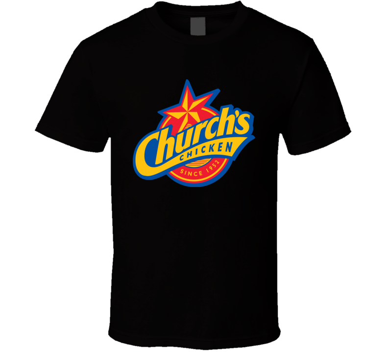 Churchs Chicken T-shirt