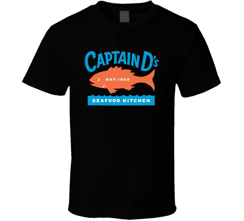 Captain D T-shirt