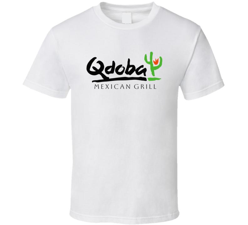 Qdoba Mexican Grill T Shirt