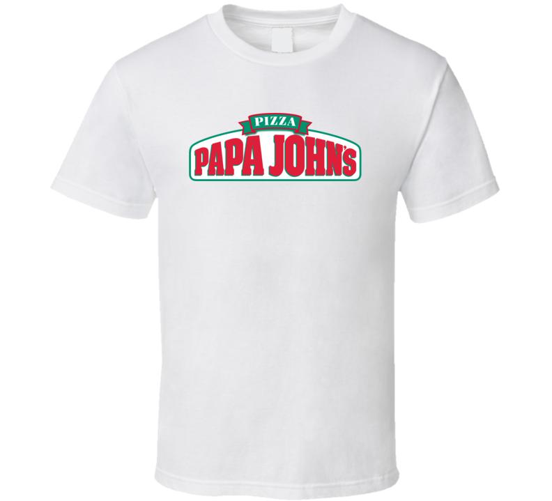 Papa Johns T Shirt