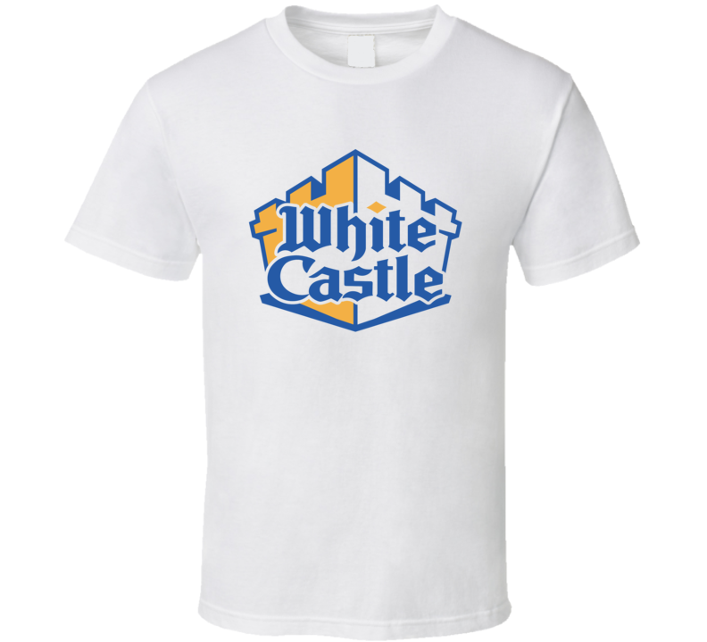 White Castle T Shirt