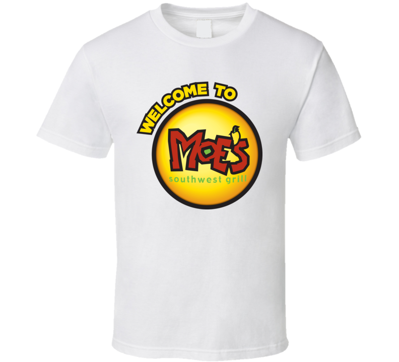 Moes Southwest Grill T Shirt