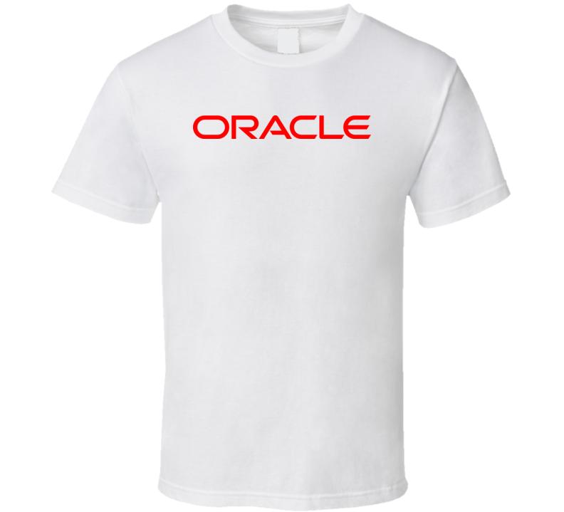 Oracle Logo T-shirt