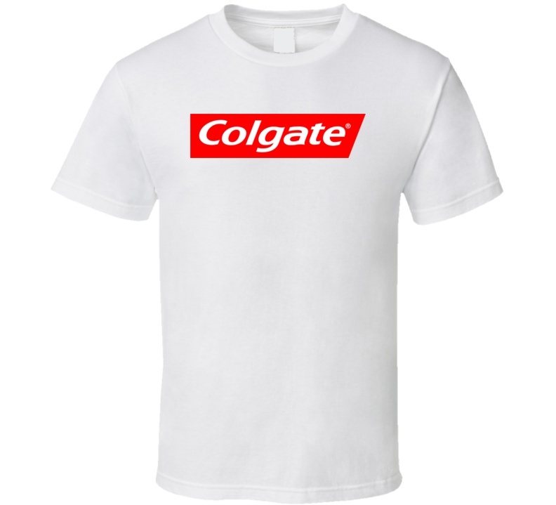 Colgate Logo T-shirt
