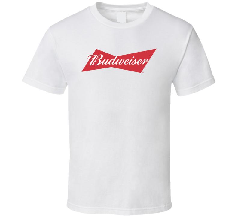 Budweiser Logo T-shirt