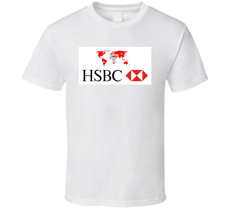 Hsbc Logo T-shirt