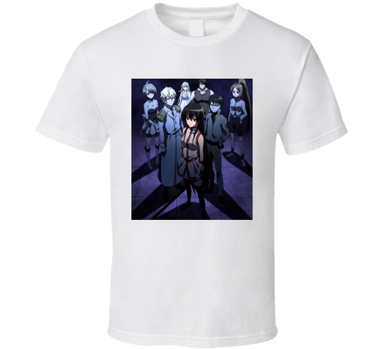 Akame Ga Kill Logo T-shirt