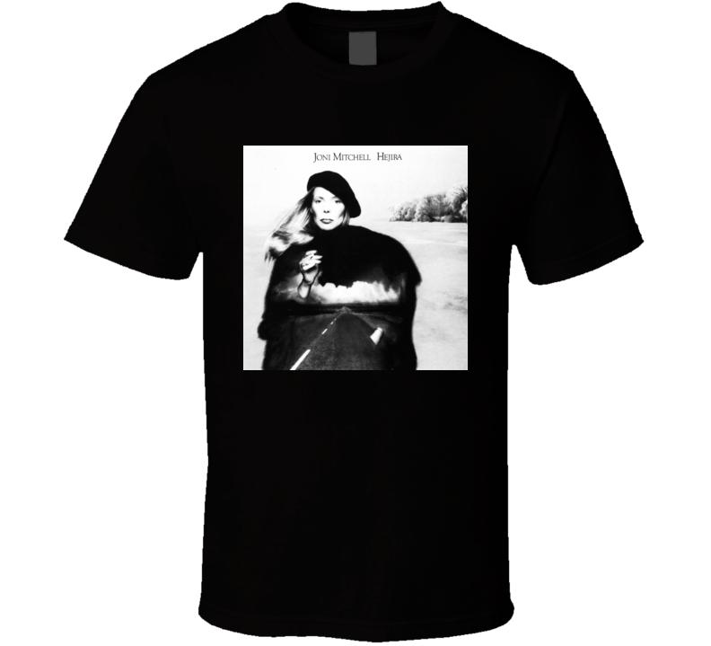 Joni Mitchell Hejira T-shirt