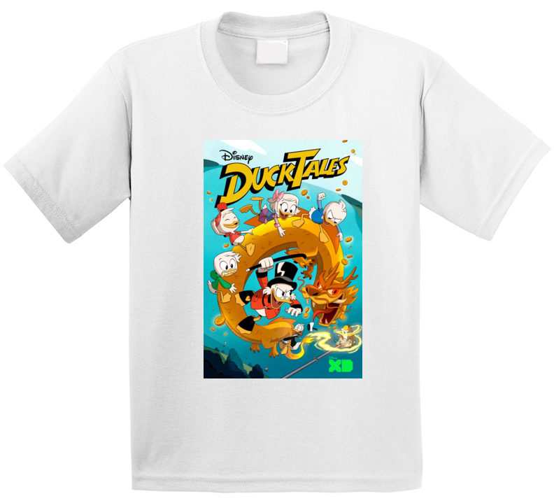 Ducktales Kids T-shirt Tee