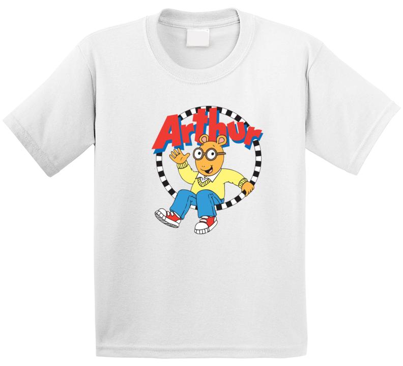Arthur Kids T-shirt Tee