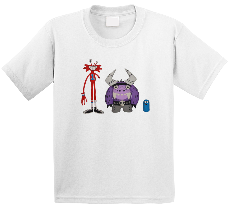 Foster's Home For Imaginary Friends Kids T-shirt Tee