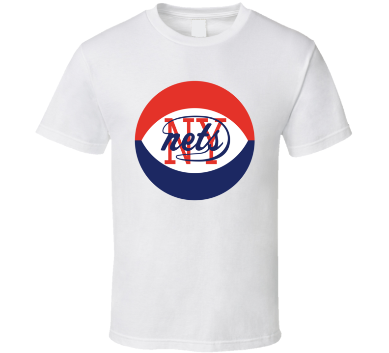 New York Nets Tee T Shirt