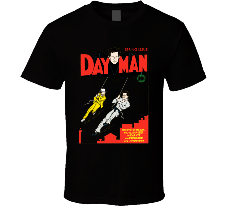 Dayman Christmas T Shirt