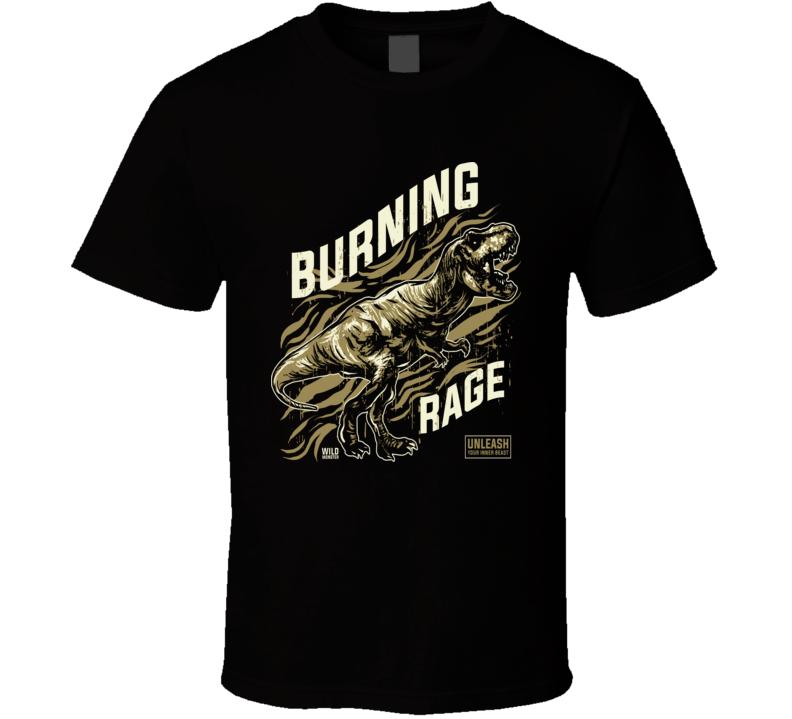 Trex Rage New T-shirt