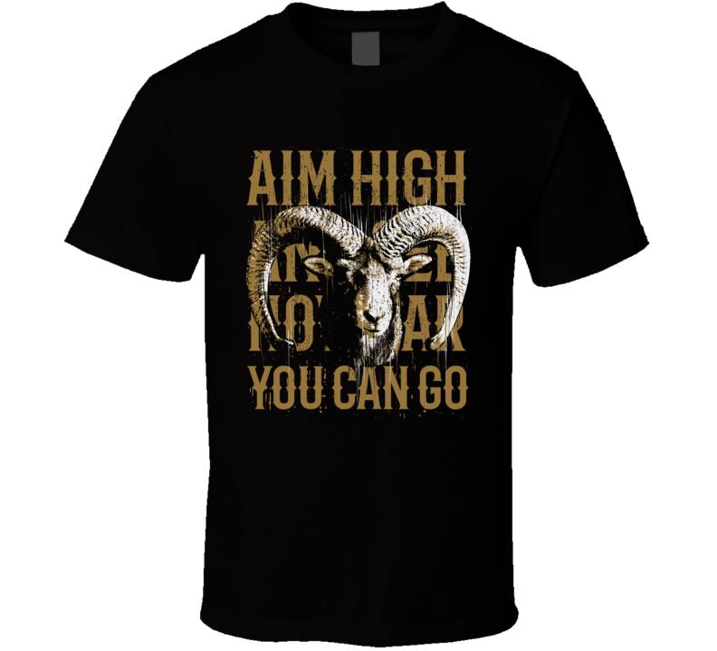 Goat New T-shirt