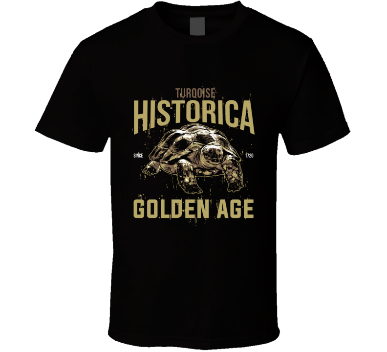 Turtle Age New T-shirt