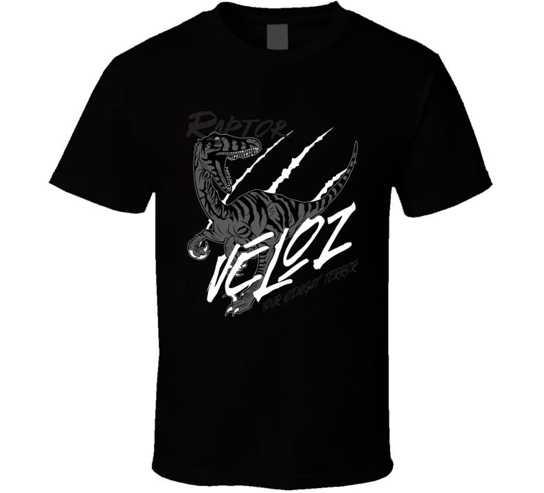 Veloz Terror New T-shirt