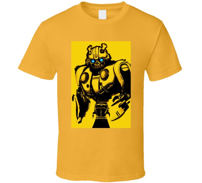 Bumblebee Movie T Shirt