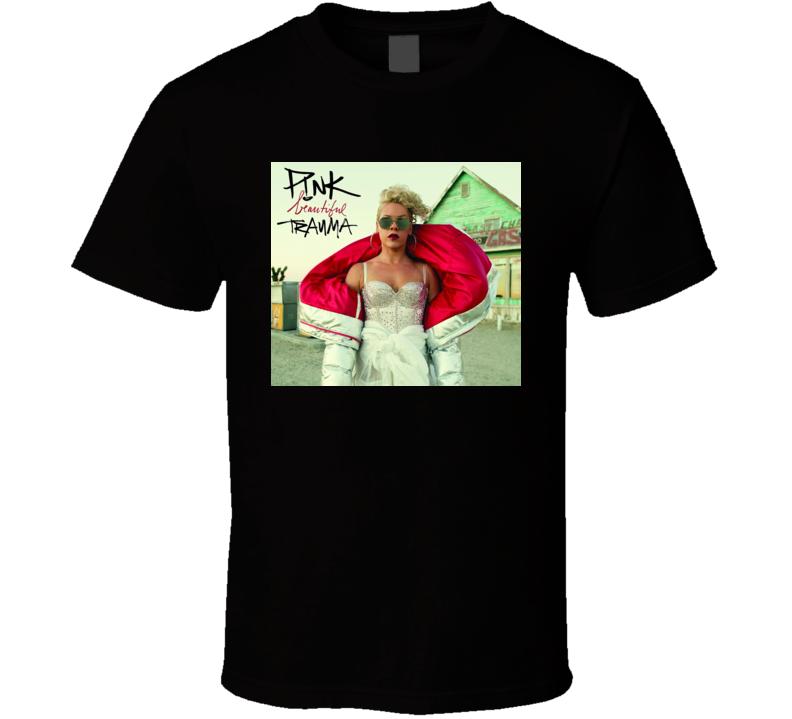 Beautiful Trauma P!nk T Shirt