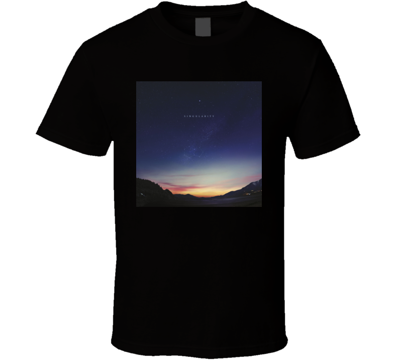 Singularity Jon Hopkins T Shirt