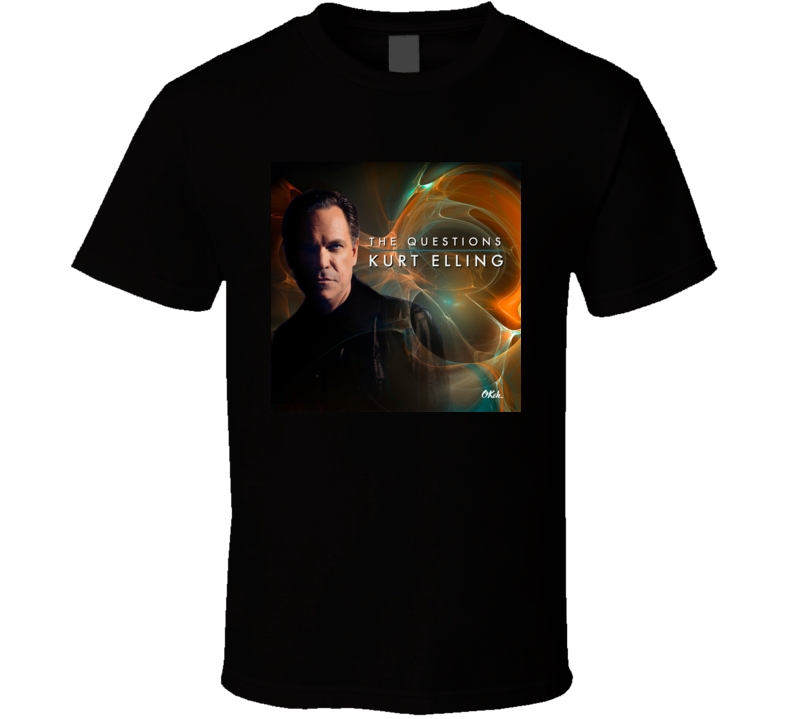 The Questions Kurt Elling T Shirt