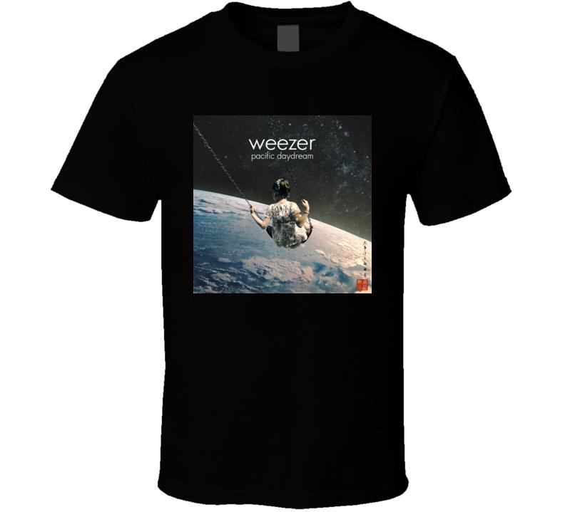 Pacific Daydream Weezer T Shirt
