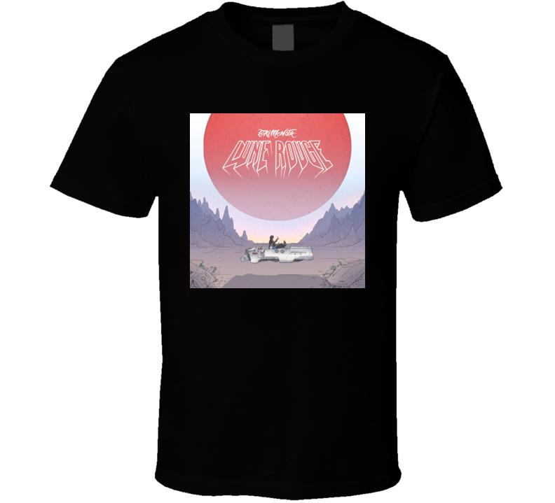 Lune Rouge Tokimonsta T Shirt