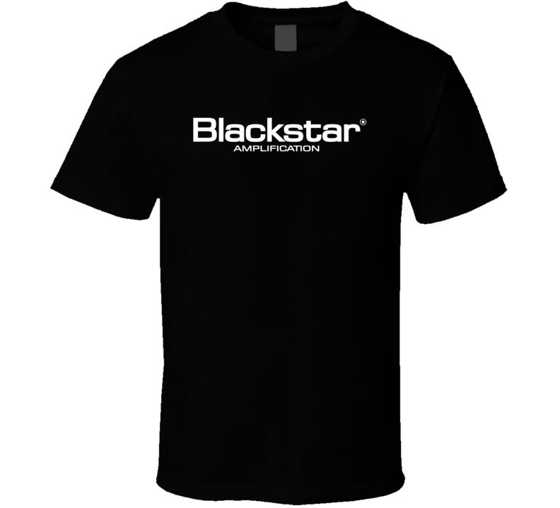 Black Amp Putih T Shirt