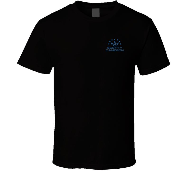 Scotty Cameron Logo T Shirt