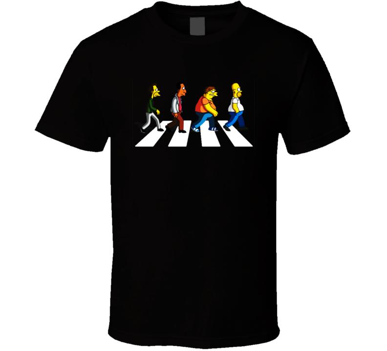 Simpsons Homer T Shirt