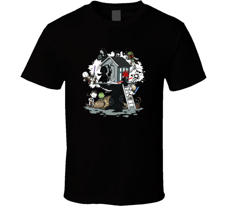 Darth Vader Force Awakens T Shirt